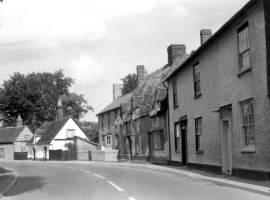 High Street to the Cross