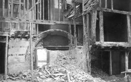 Restoration of Melbourn Bury 1897