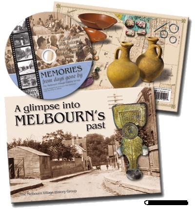 Melbourn Signpost