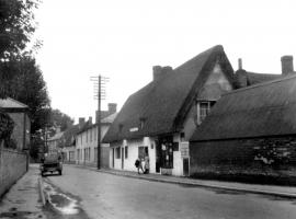High Street to Meeting Lane